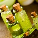 Organic spa cosmetics